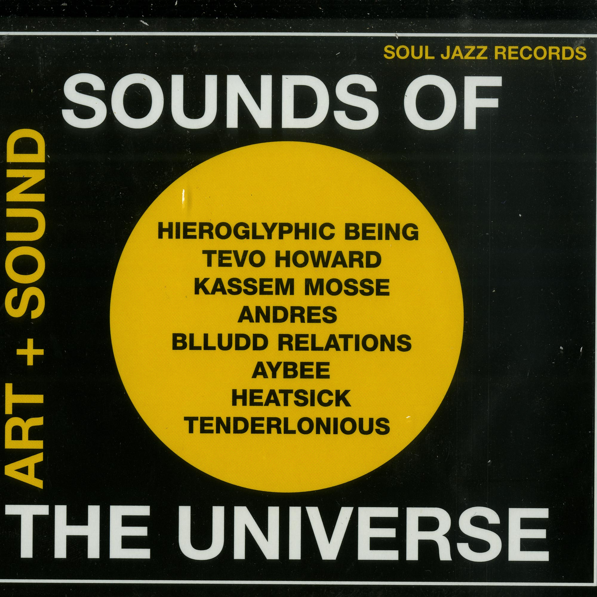 Various Artists - SOUNDS OF THE UNIVERSE: ART + SOUND
