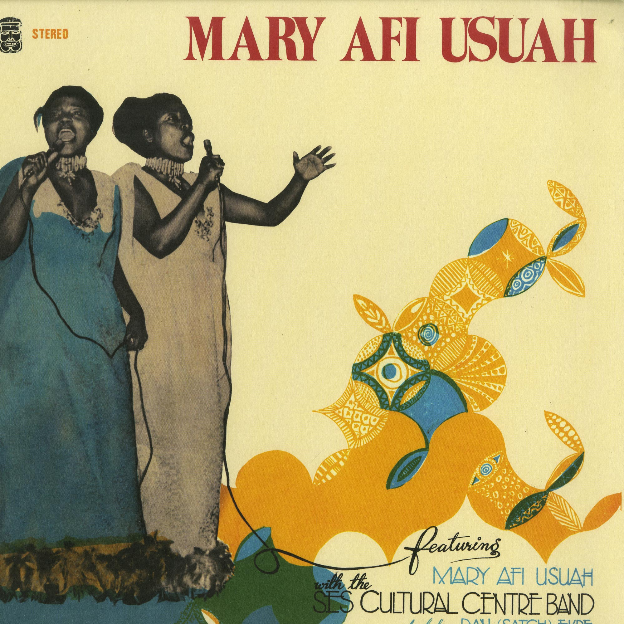 Mary Afi Usuah & The South Eastern State Cultural Band - EKPENYONG ABASI