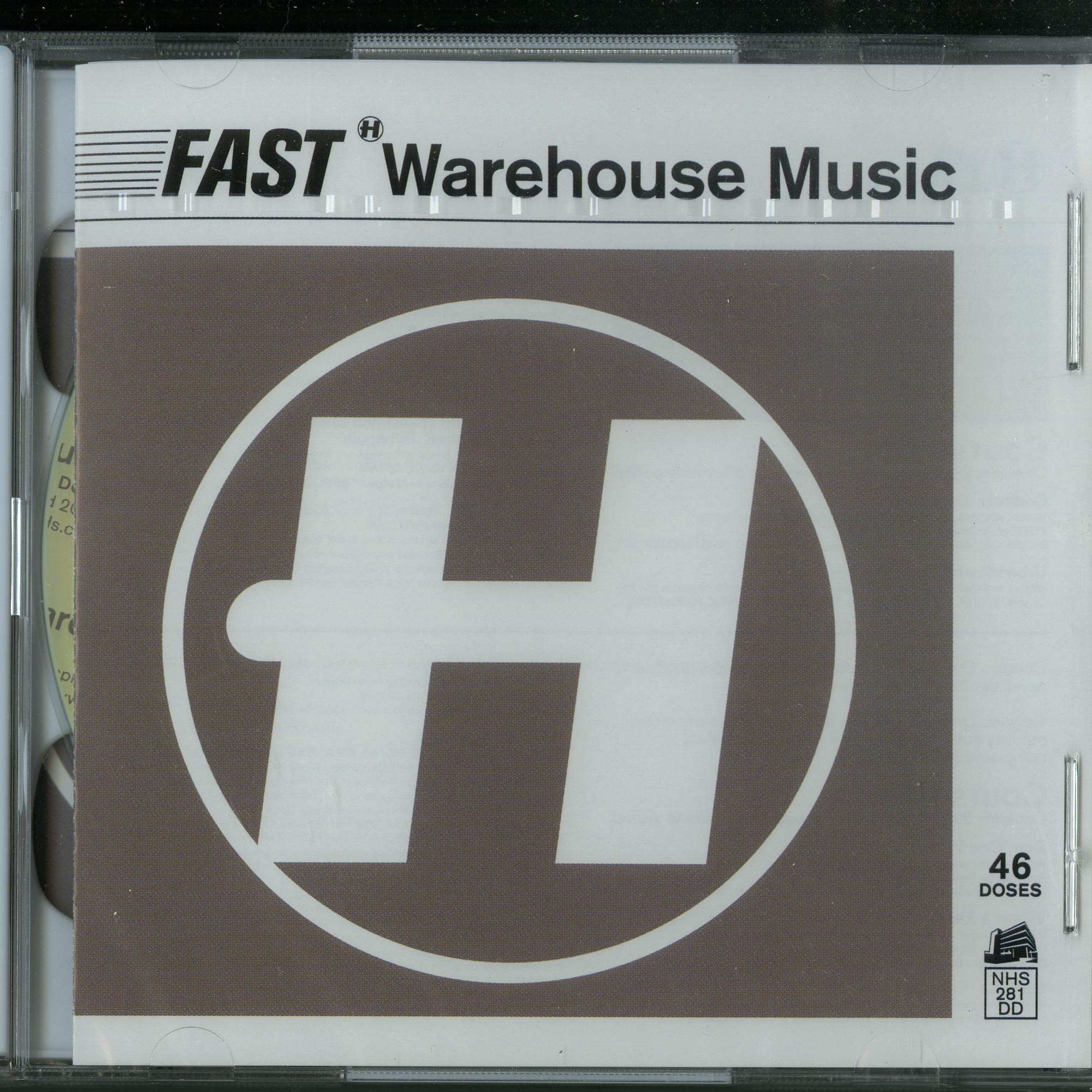 Various Artists - FAST WAREHOUSE MUSIC