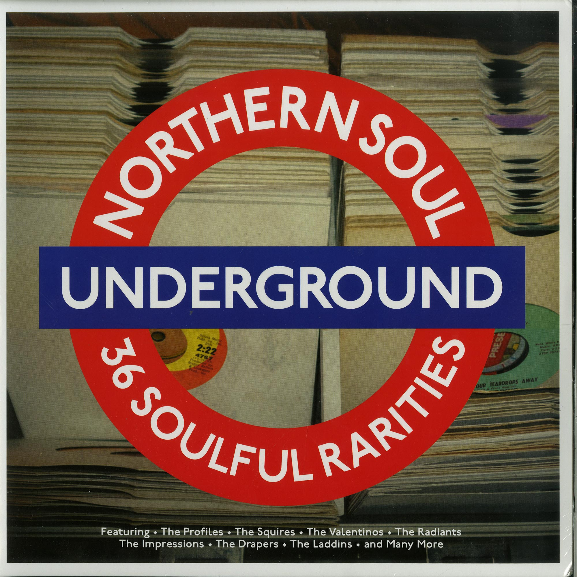 Various Artists - NORTHERN SOUL UNDERGROUND