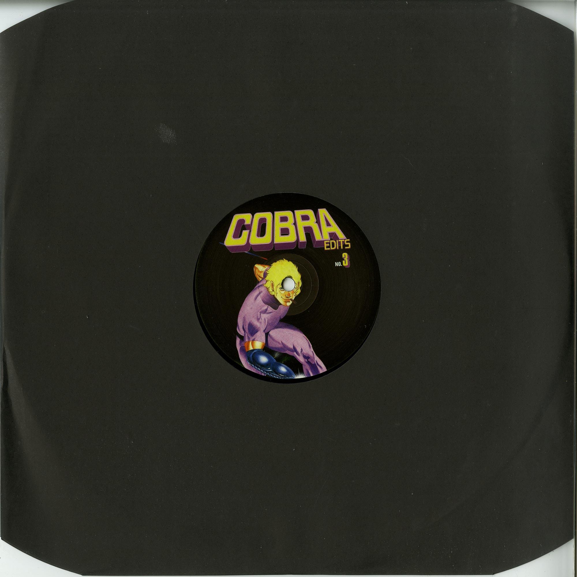 Unknown - COBRA EDITS VOL. 3