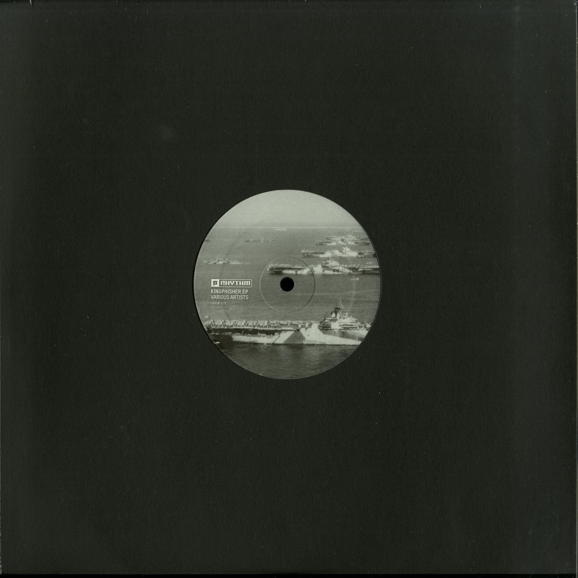 Various Artists - KINGPHISHER EP