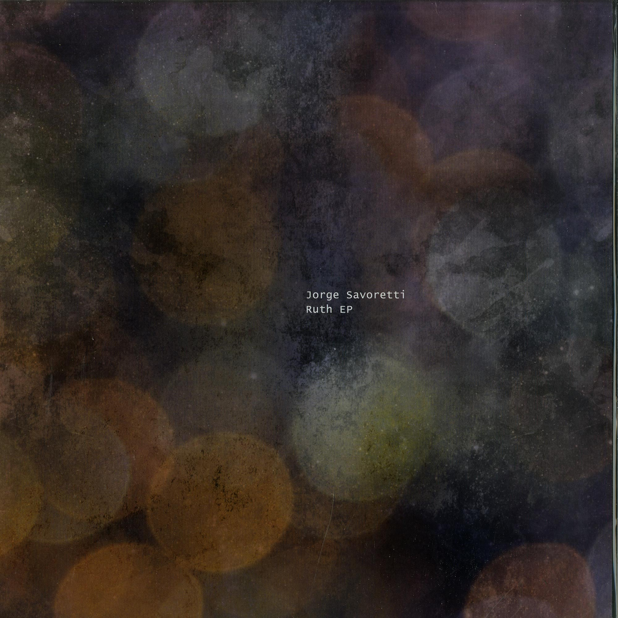 Jorge Savoretti - RUTH EP