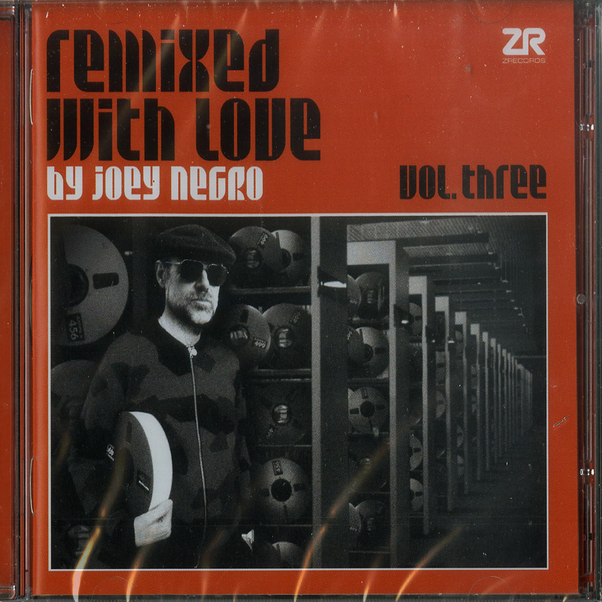 Various Artists - REMIXED WITH LOVE BY JOEY NEGRO VOL.3