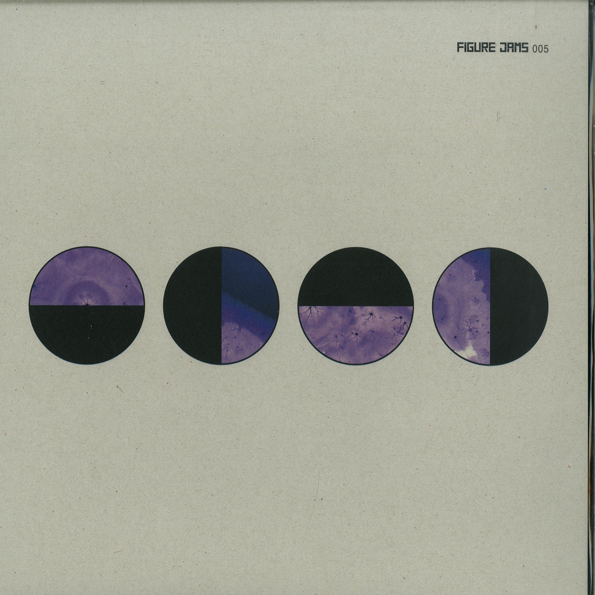 Juxta Position x Pablo Mateo - FIGURE JAMS 005