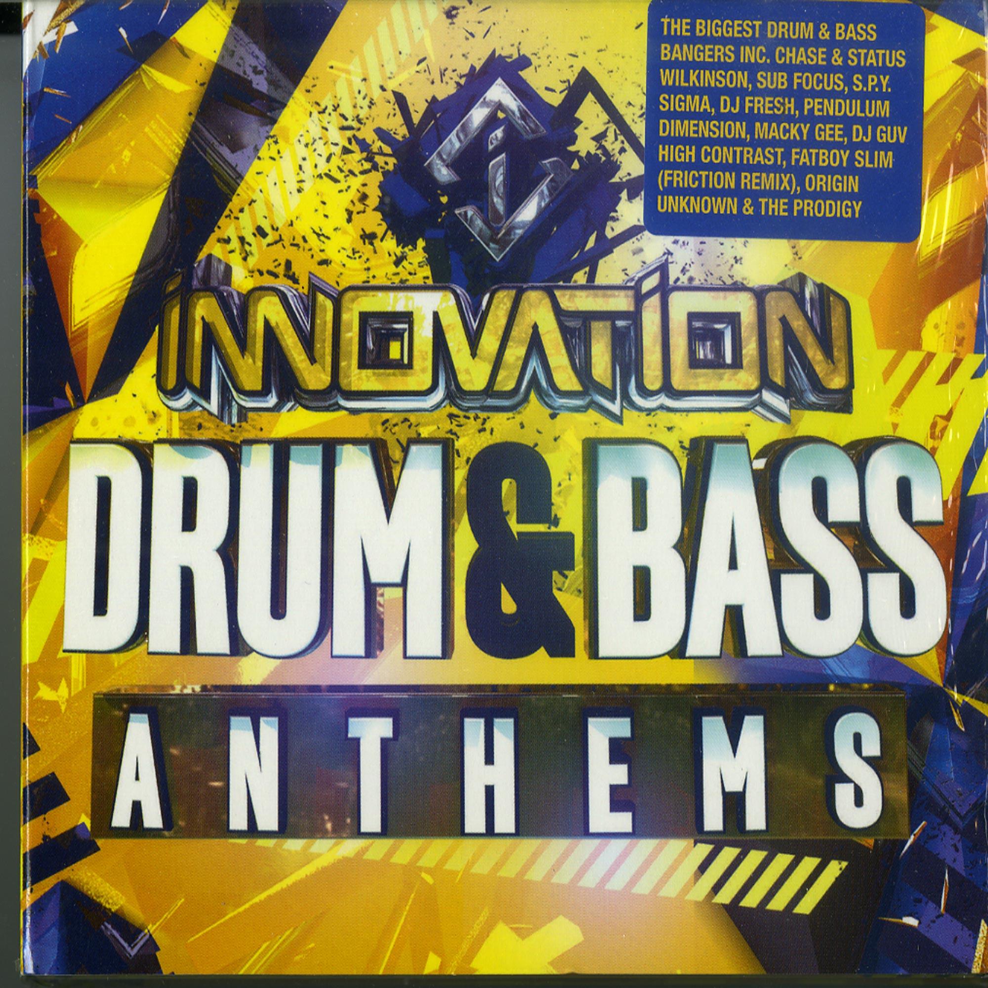 Various Artists - INNOVATION - DRUM & BASS