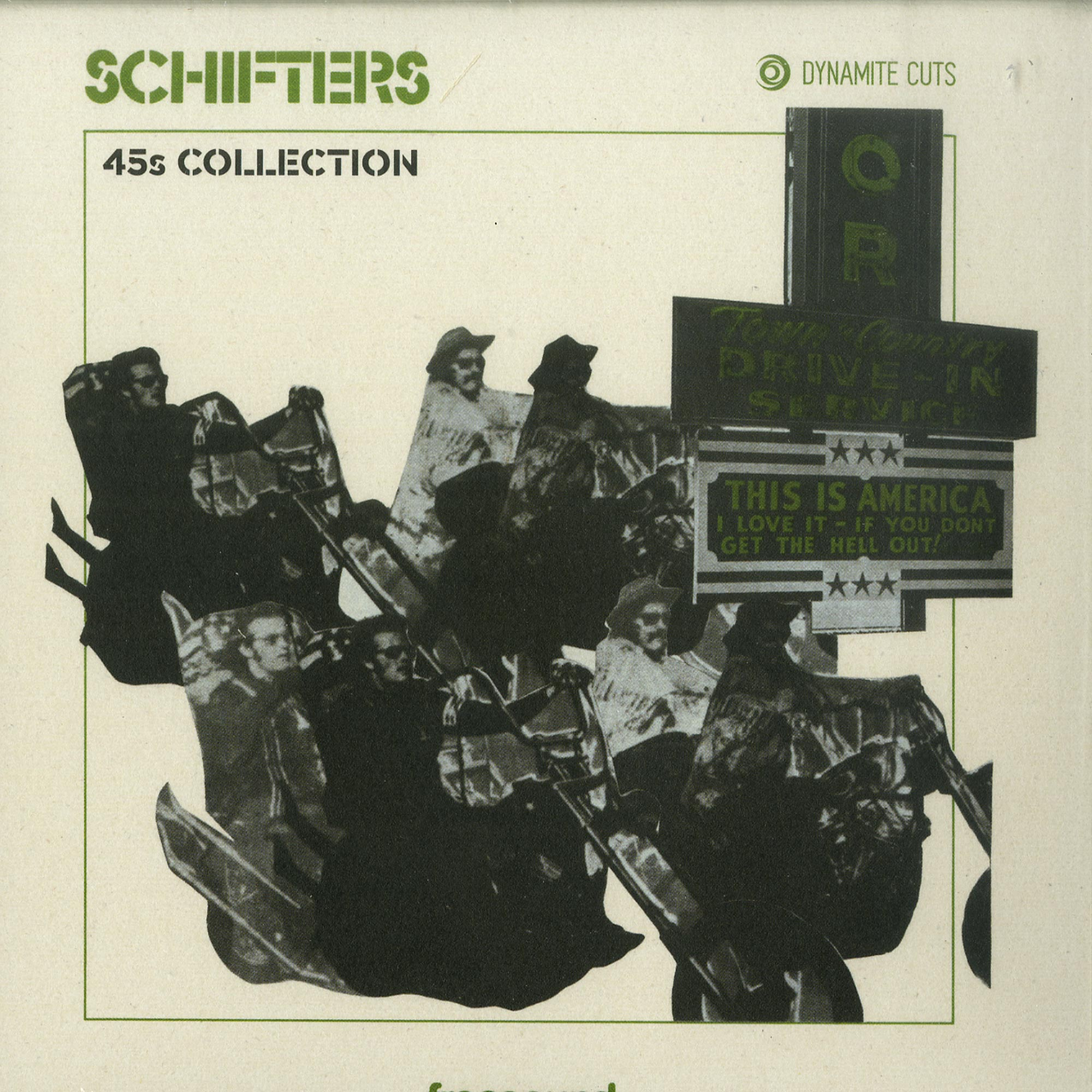Various Artists - SHIFTERS