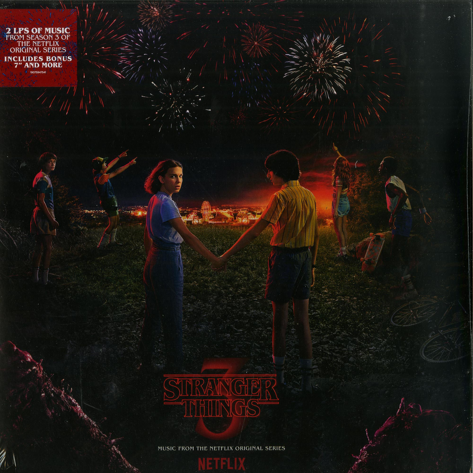 Various - STRANGER THINGS 3 O.S.T.