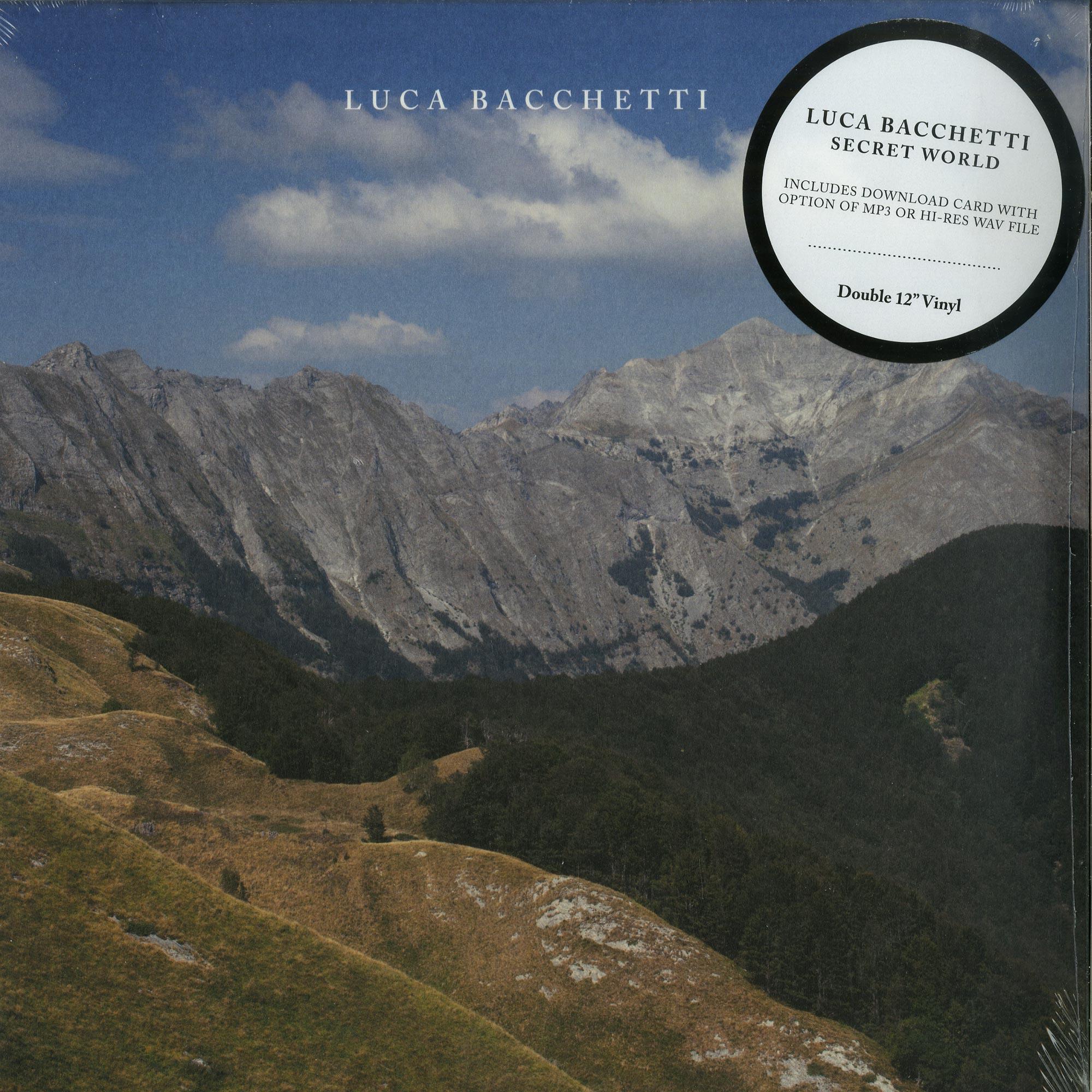 Luca Bacchetti - SECRET WORLD