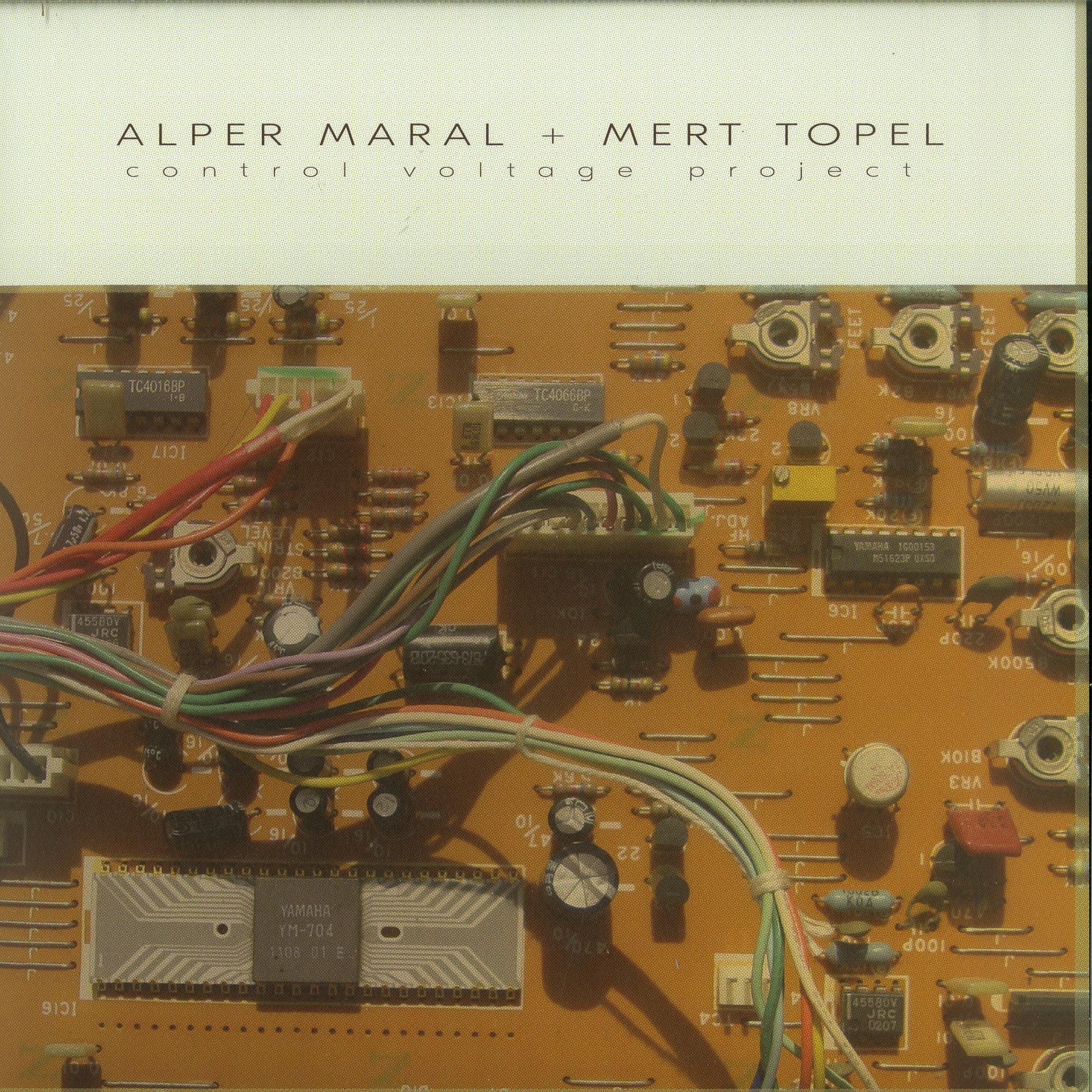 Alper Maral & Mert Topel - CONTROL VOLTAGE PROJECT