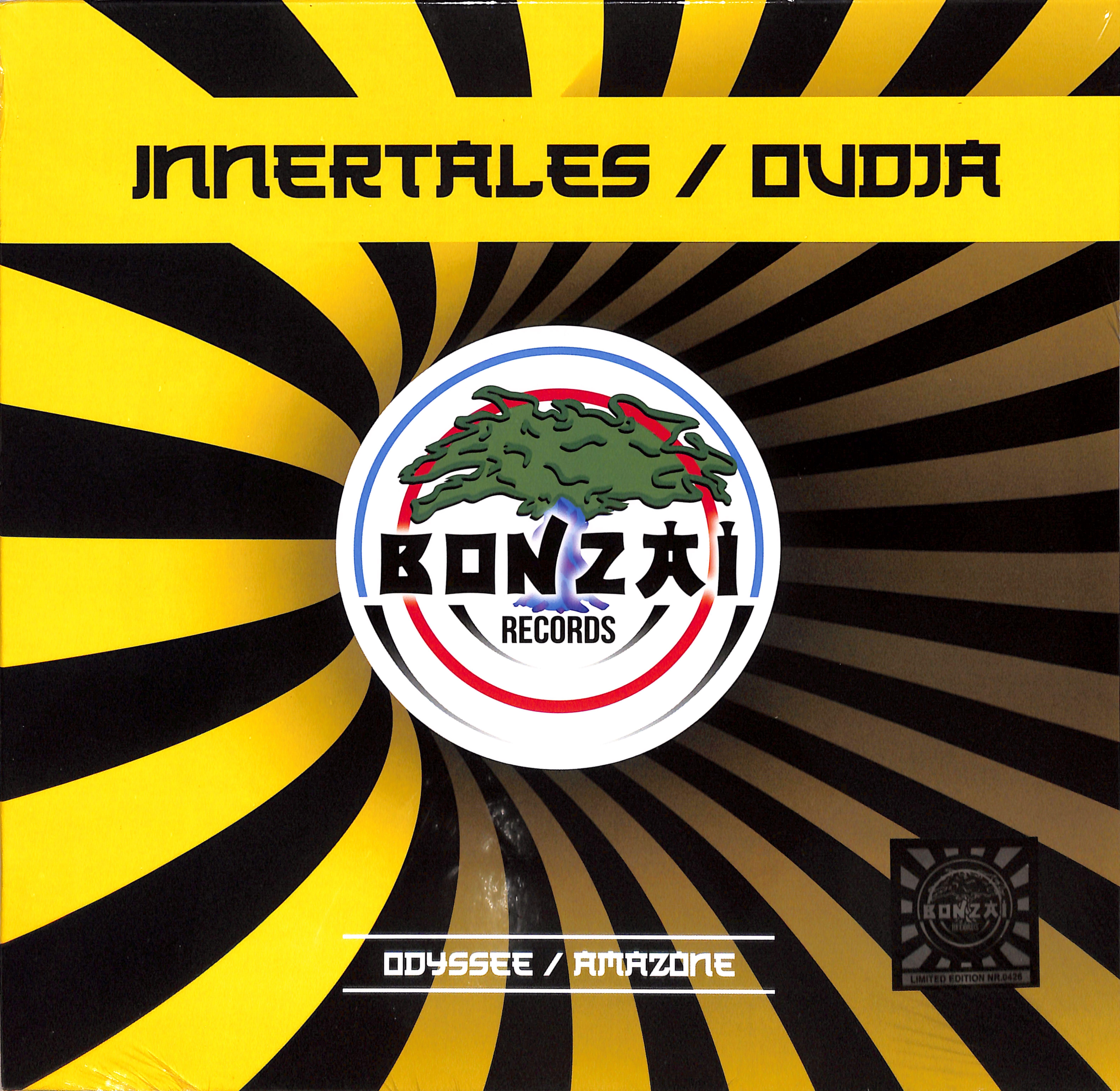 Innertales / Oudja - ODYSSEE / AMAZONE