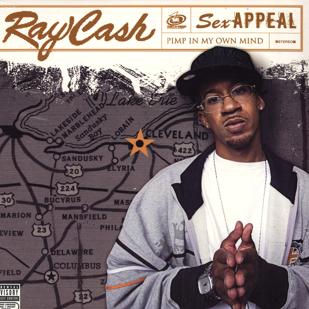 Ray Cash - SEX APPEAL