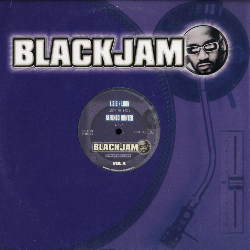 Various Artists - BLACKJAM VOL.4