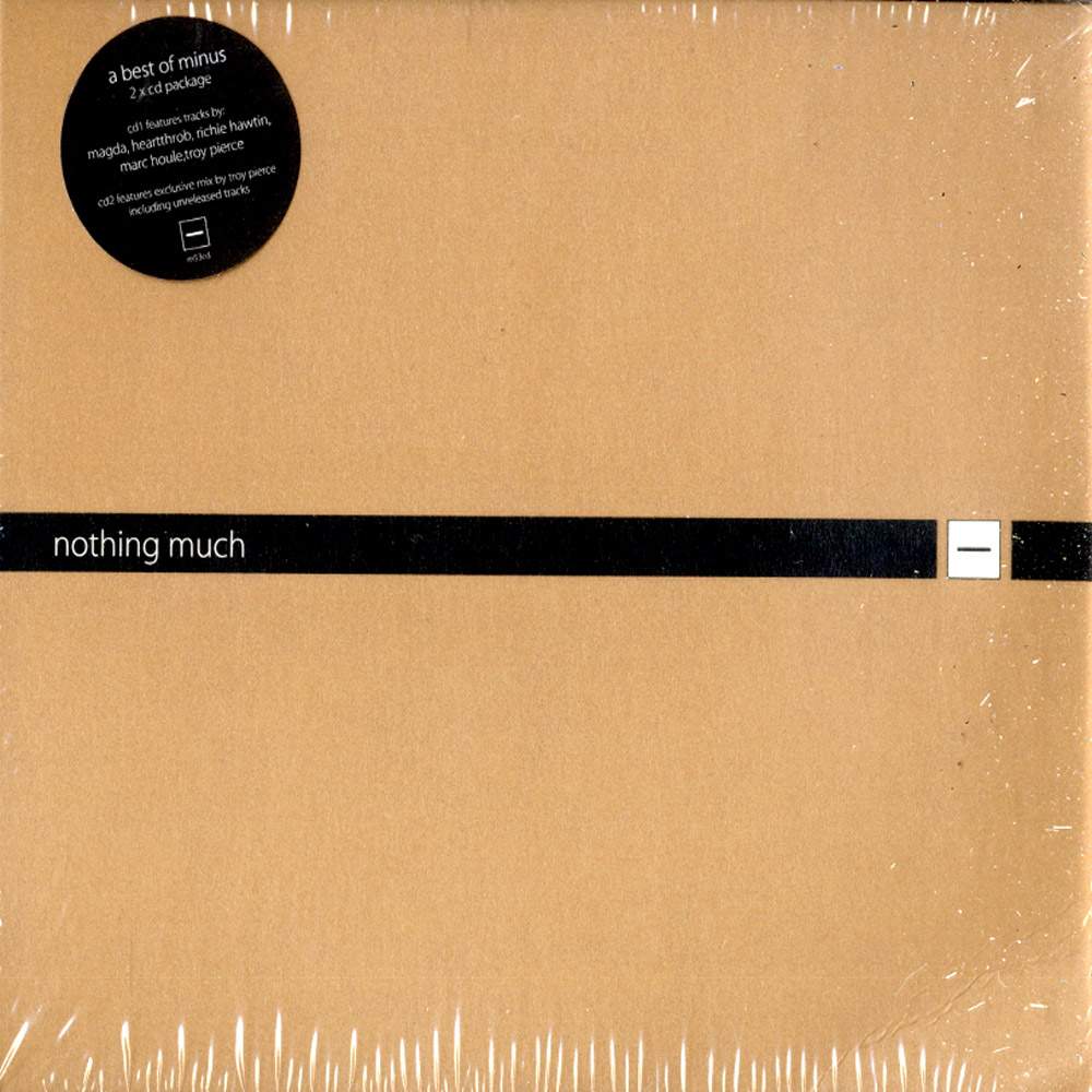 Various Artists - NOTHING MUCH