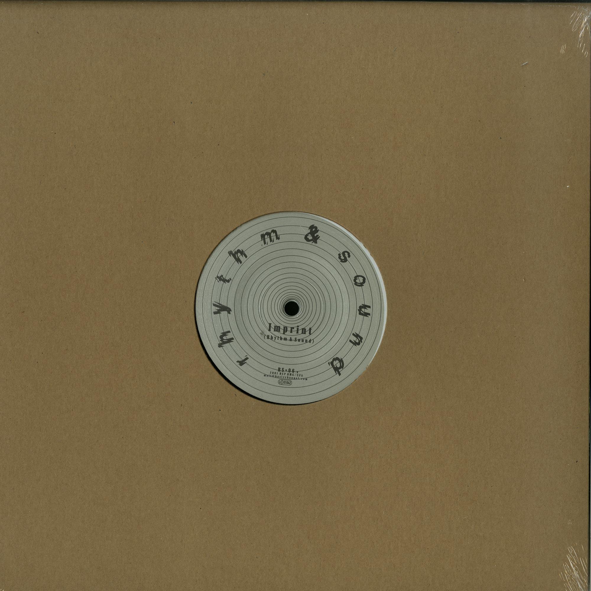 Rhythm & Sound - TRACE / IMPRINT