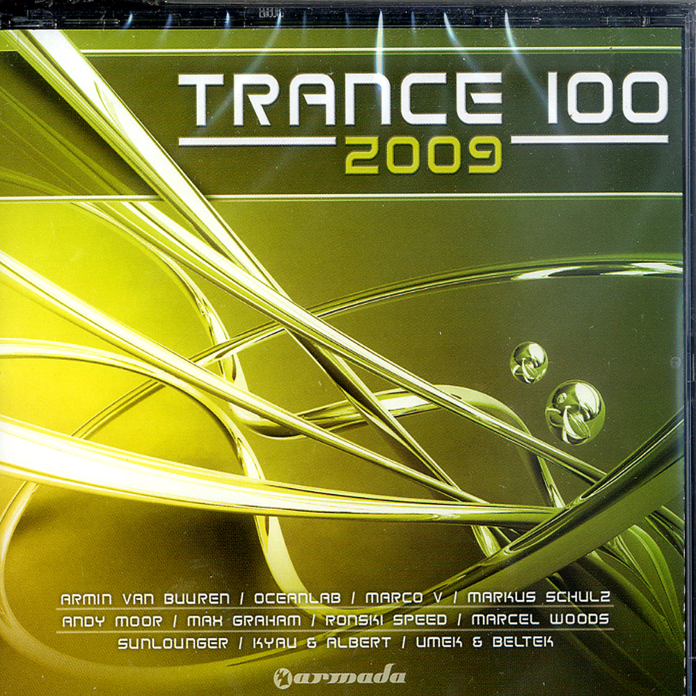 Various Artists - TRANCE 100 - 2009