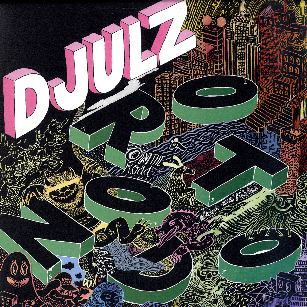 DJjulz - ROTONDO