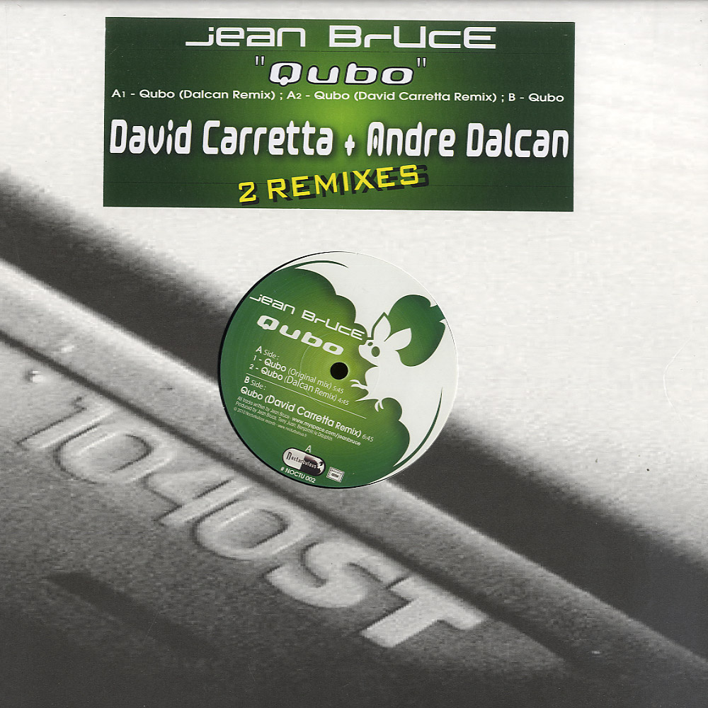 Jean Bruce - QUBO