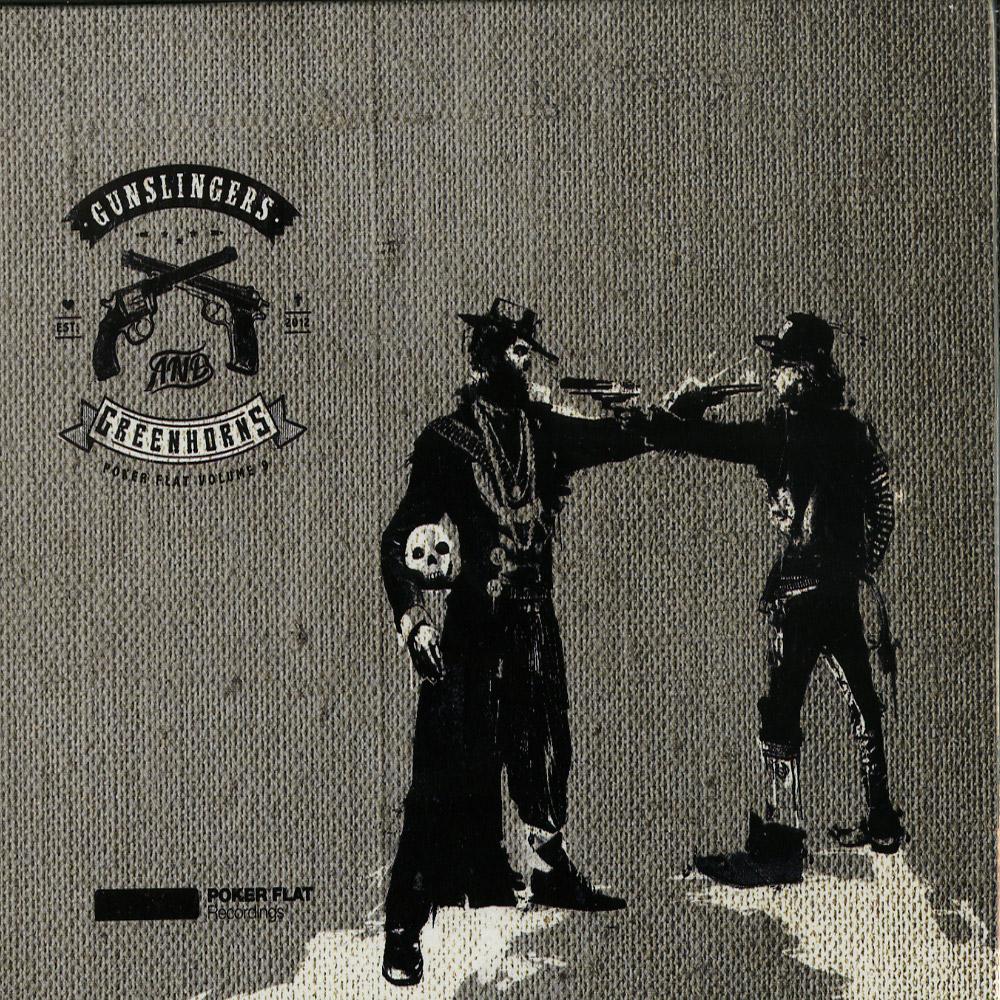 Various Artists - Gunslingers And Greenhorns - Pokerflat Vol.9