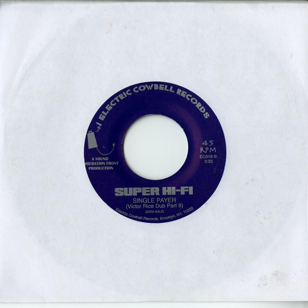 Super Hi-fi - SINGLE PAYER