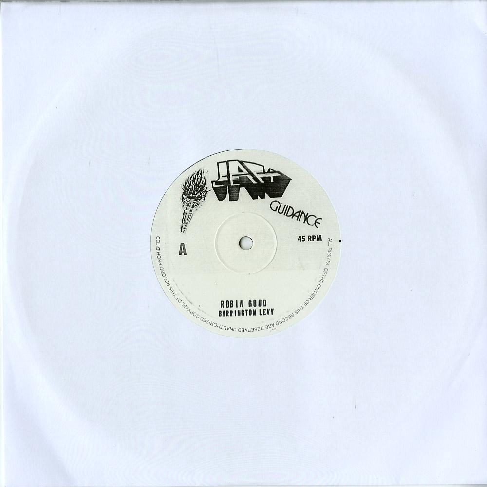 Barrington Levy & Roots Radic Band - ROBIN HOOD / BLACKHEART MAN