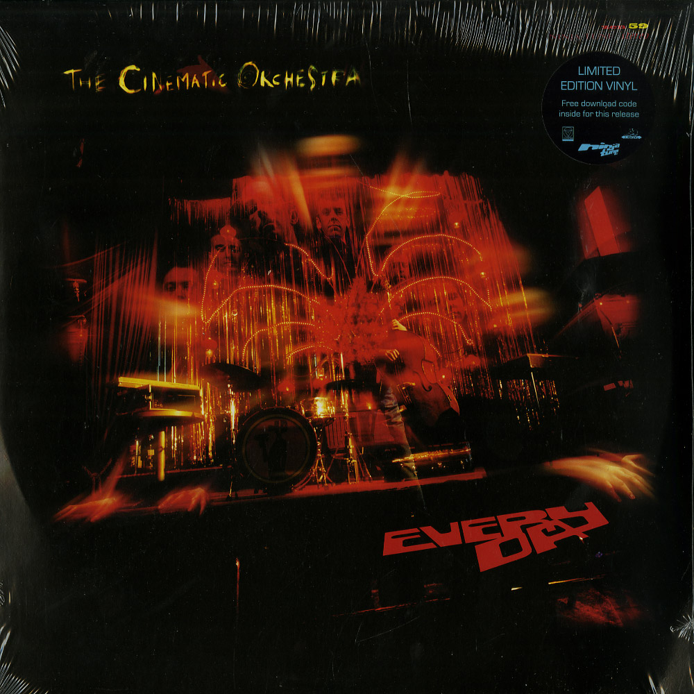 The Cinematic Orchestra - EVERYDAY