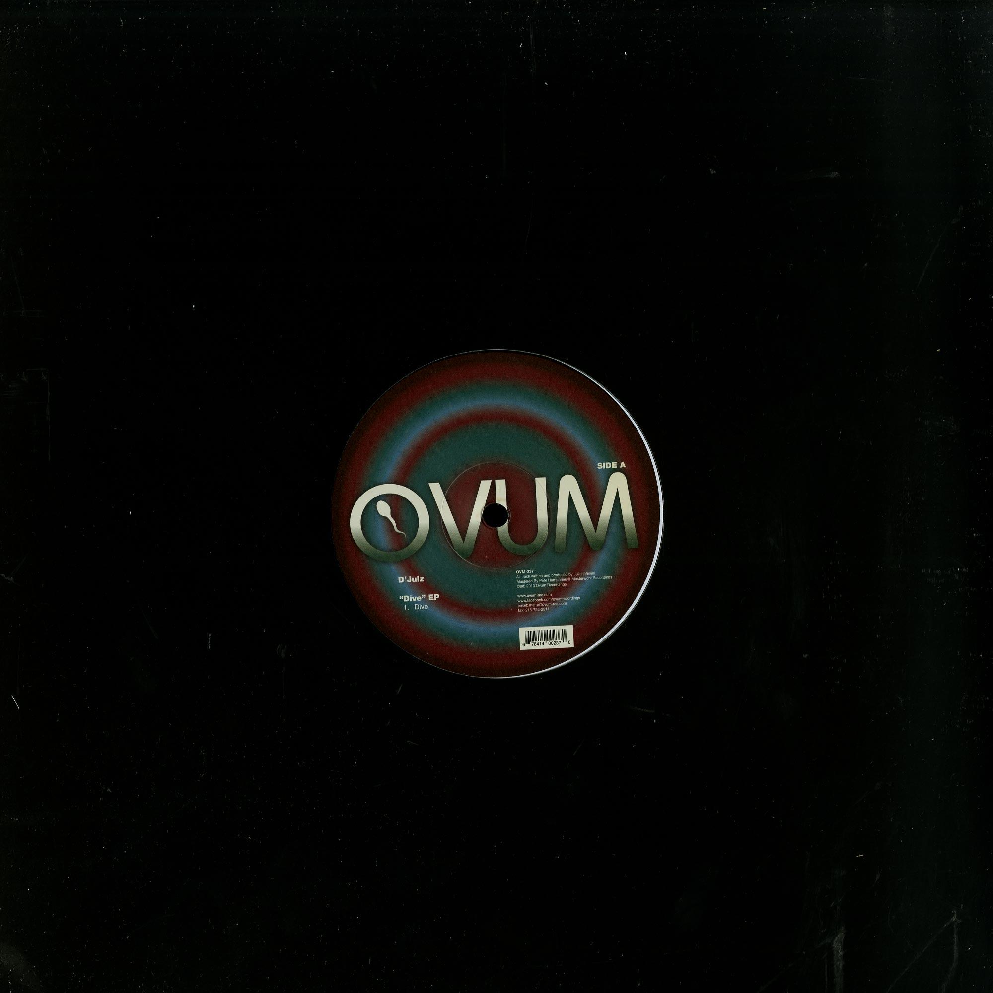 Djulz - DIVE EP