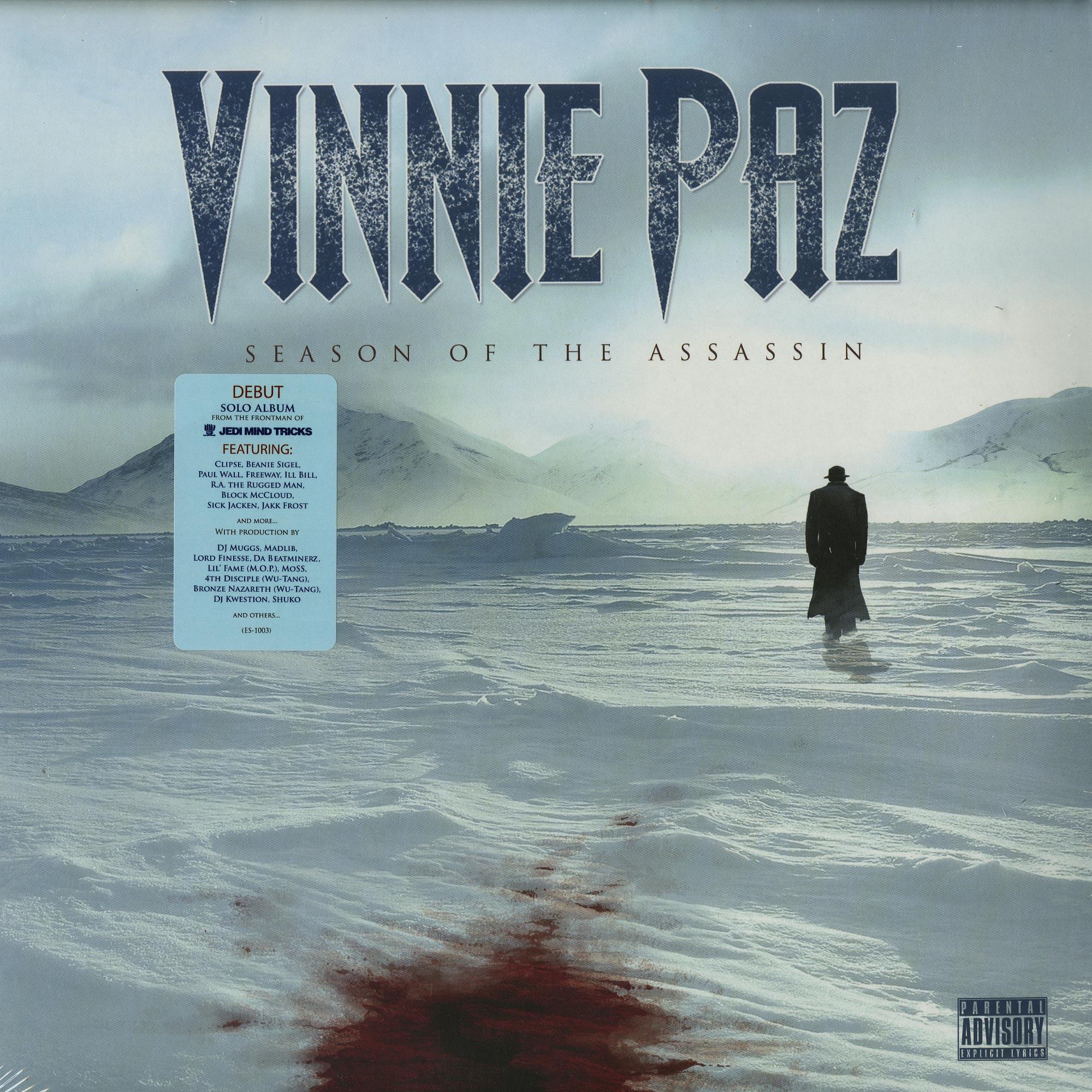Vinnie Paz - SEASON OF THE ASSASSIN