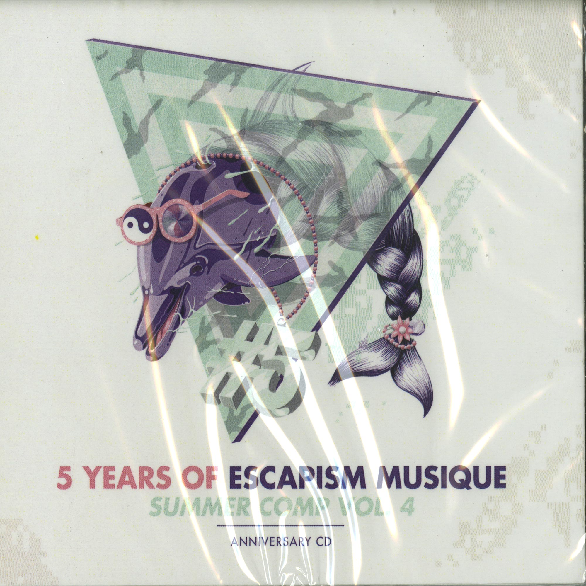 Various Artists - 5 YEARS OF ESCAPISM MUSIQUE- SUMMER COMP VOL 4