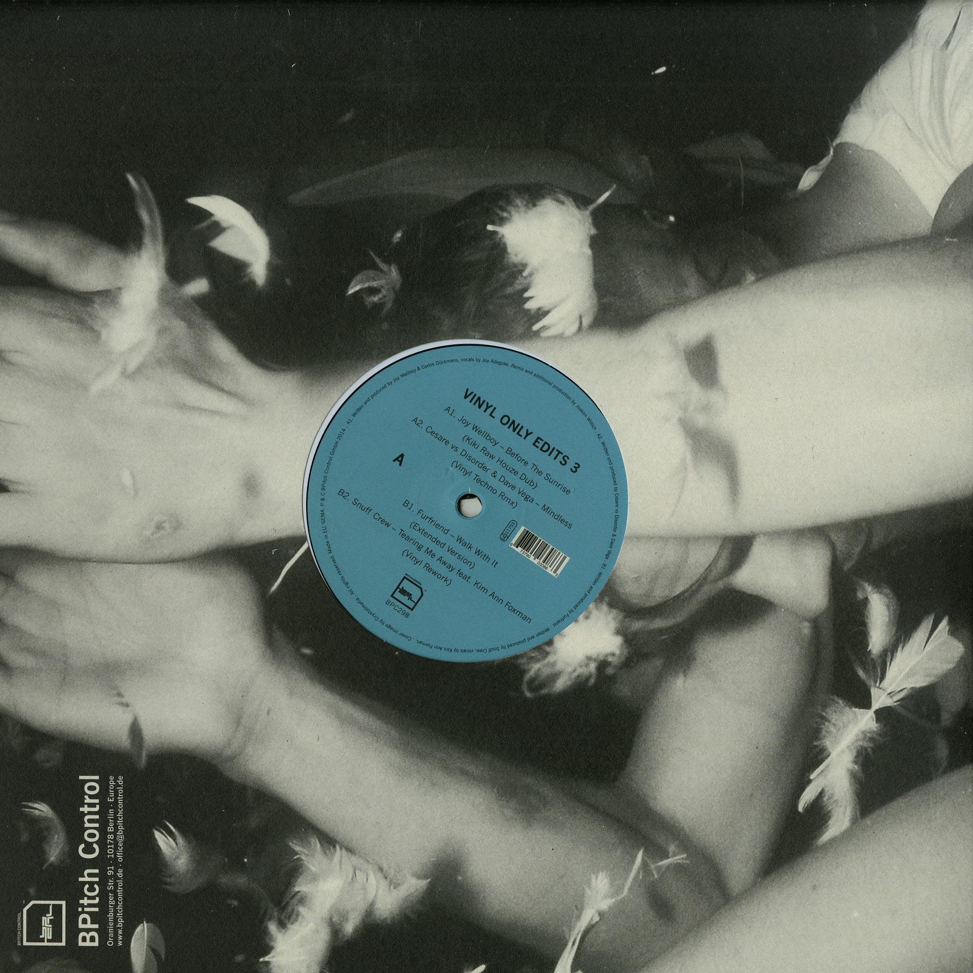 Various Artists - BPC VINYL ONLY EDITS 3