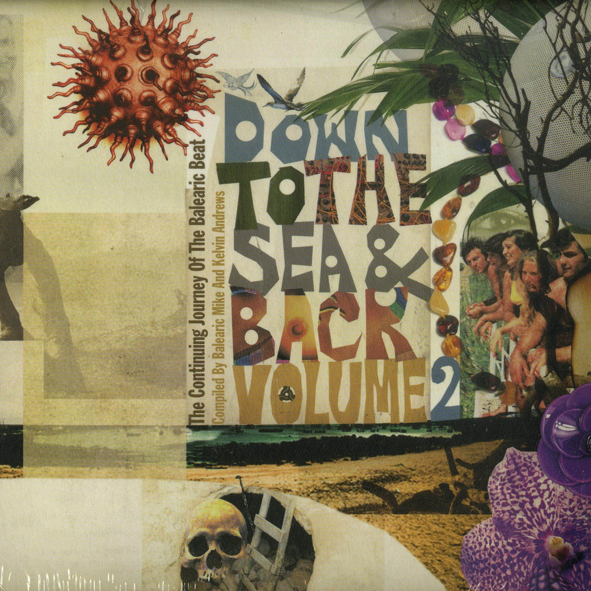 Various Artists - DOWN TO THE SEA & BACK VOLUME 2