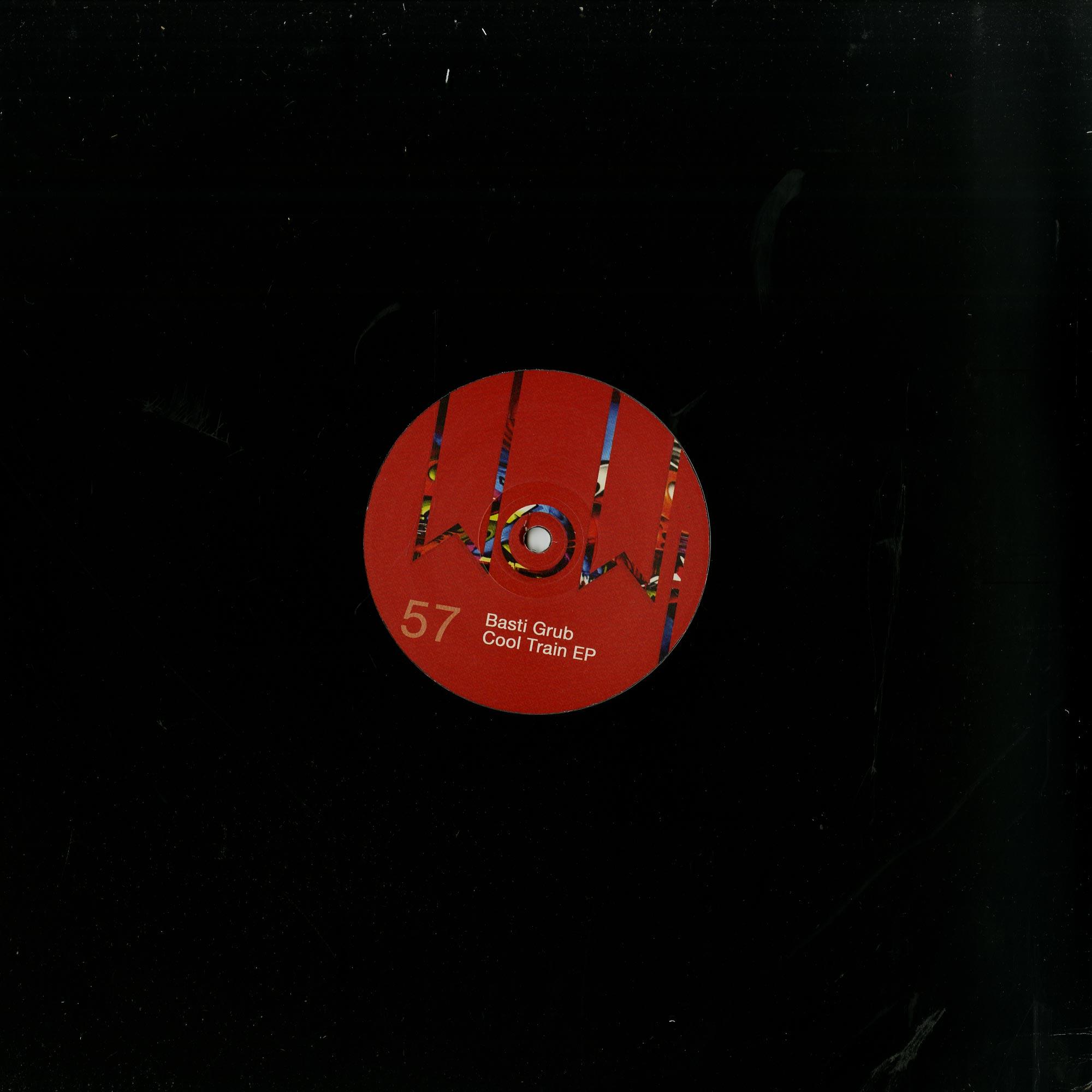 Basti Grub - COOL TRAIN EP