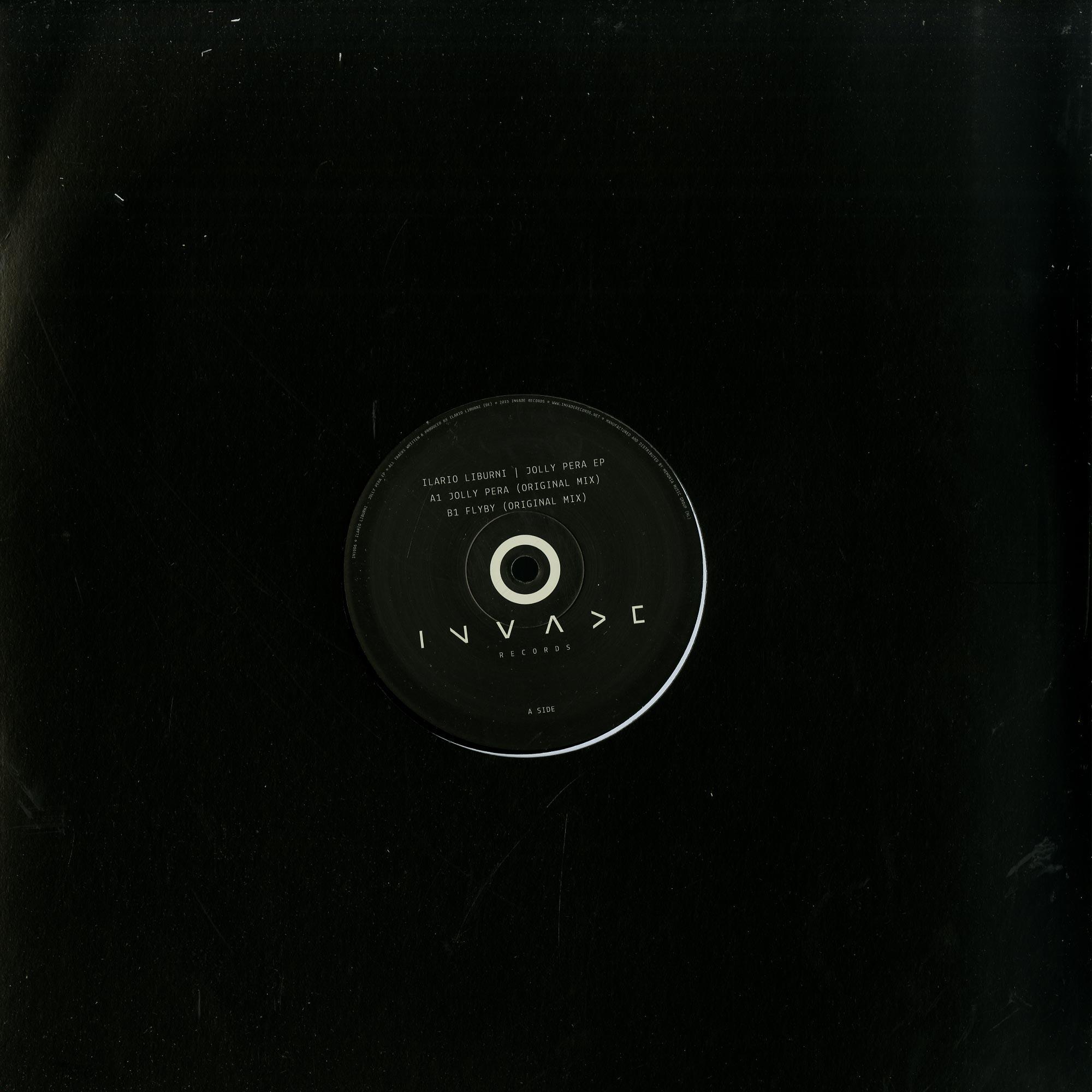 Ilario Liburni - JOLLY PERA EP