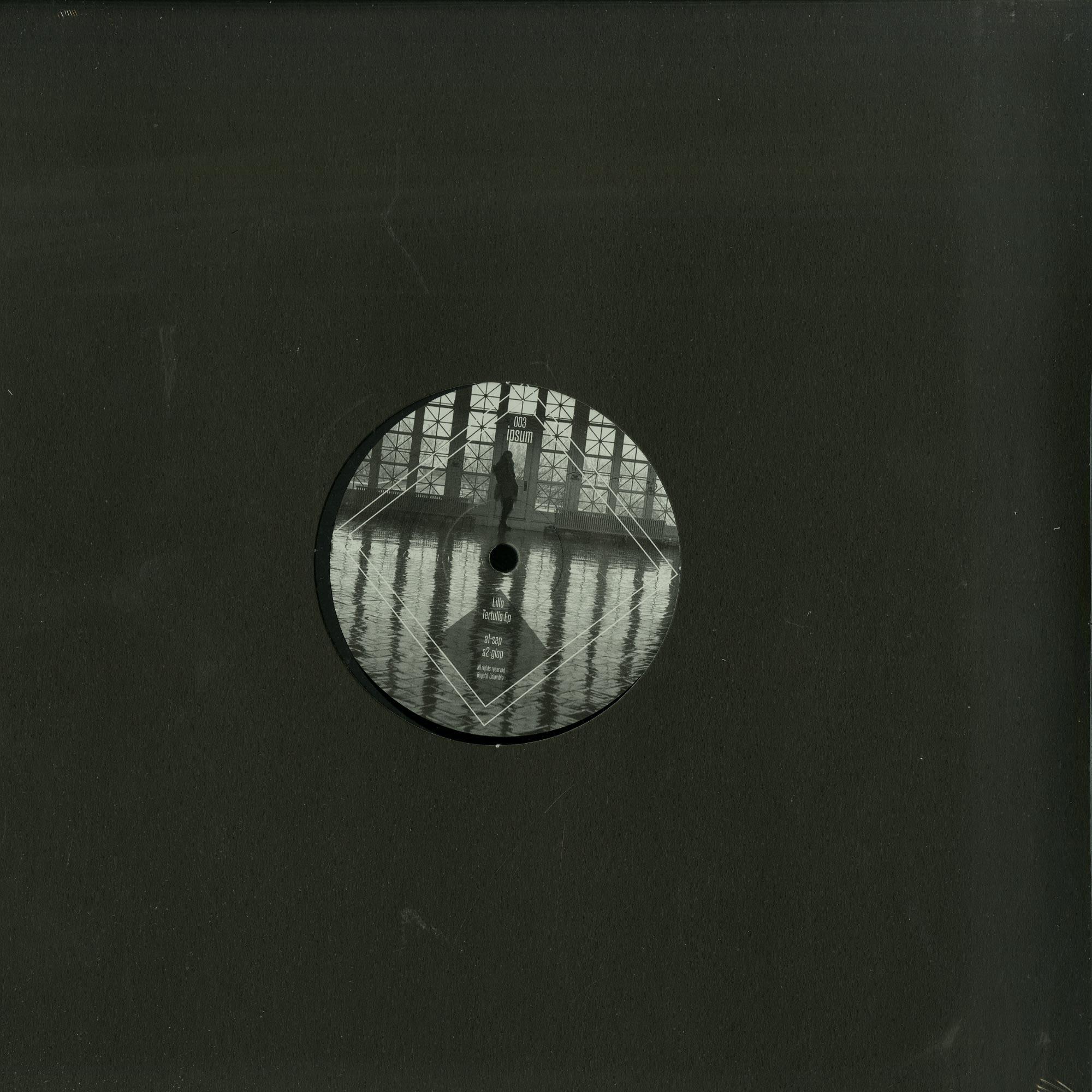 Lillo - TERTULIA EP