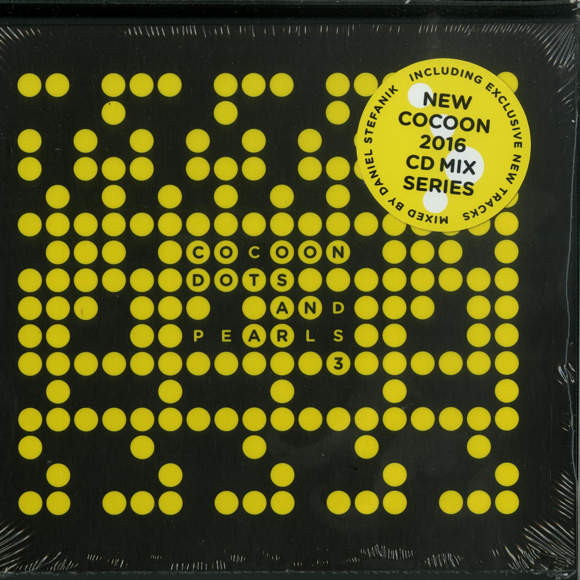 Various Artists mixed By Daniel Stefanik - DOTS PEARLS 3