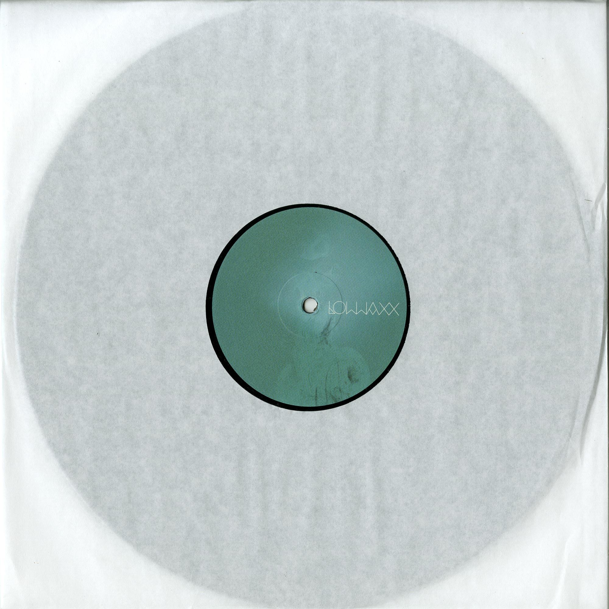 Tommy Vicari Jnr - BETA STOP THINKING EP