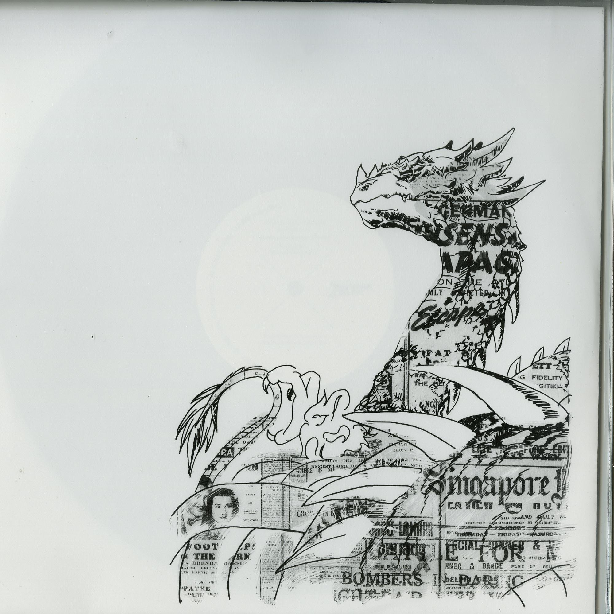 6D22 - DRAGONS PATH