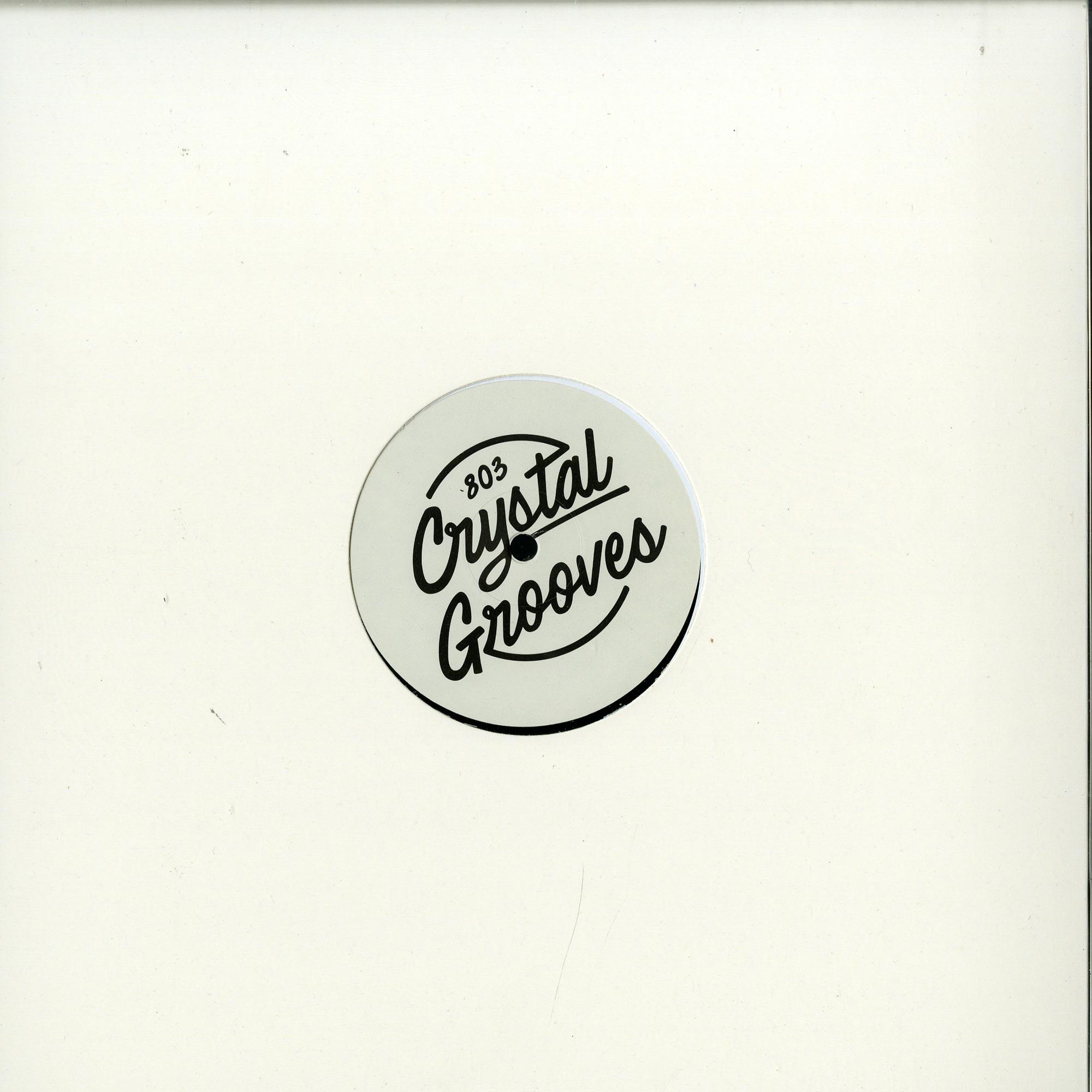 Cinthie - 803 CRYSTALGROOVES 001