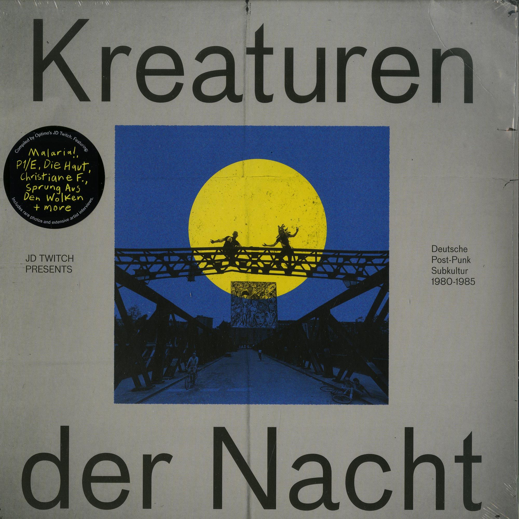 Various Artists - JD TWITCH PRESENTS KREATUREN DER NACHT