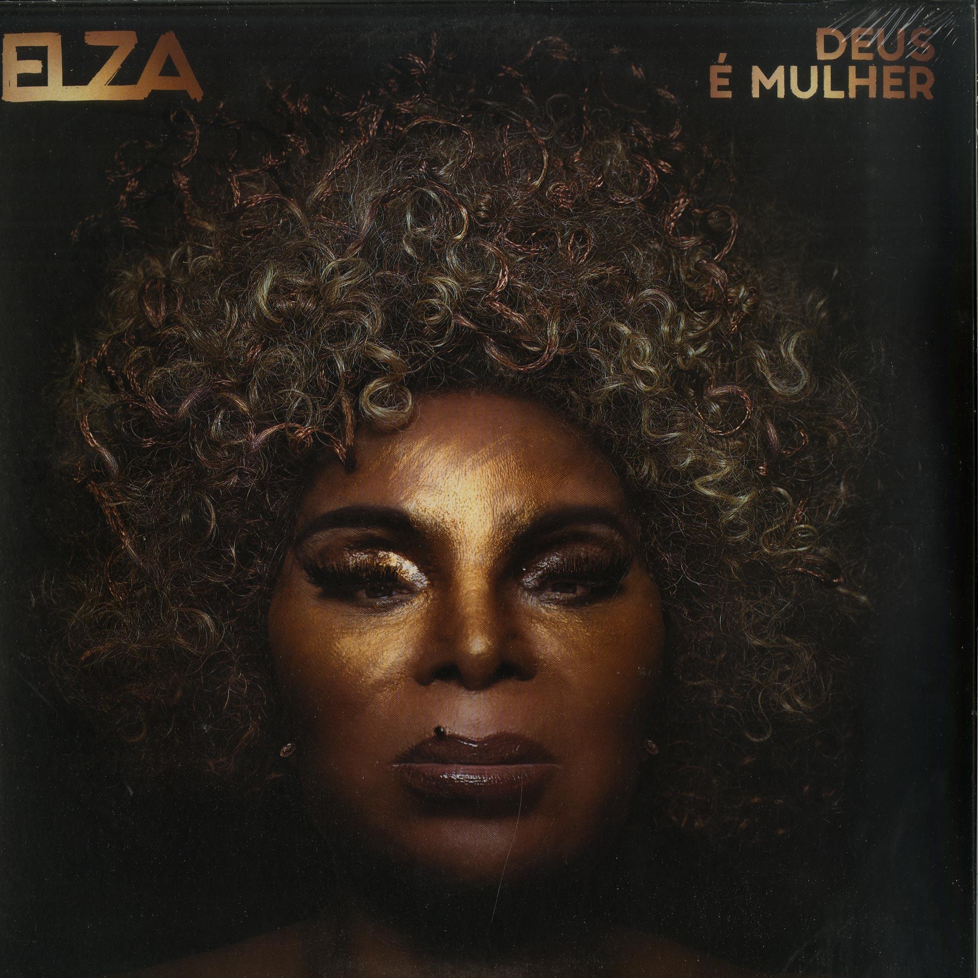 Elza Soares - DEUS E MULHER