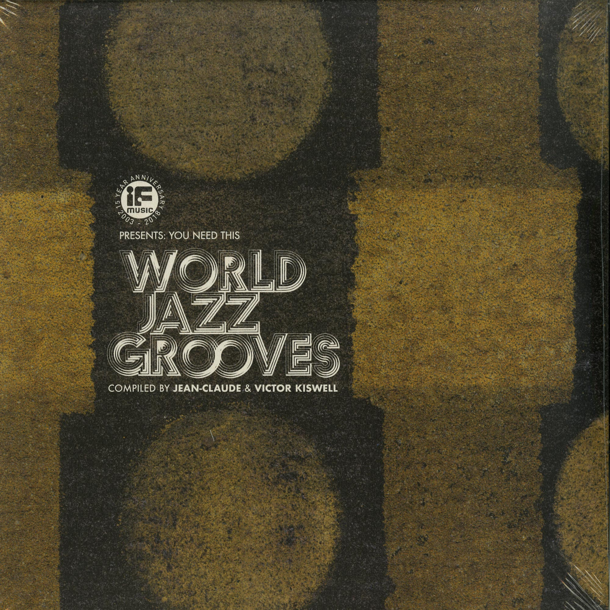 Various Artists - YOU NEED THIS! WORLD JAZZ GROOVES