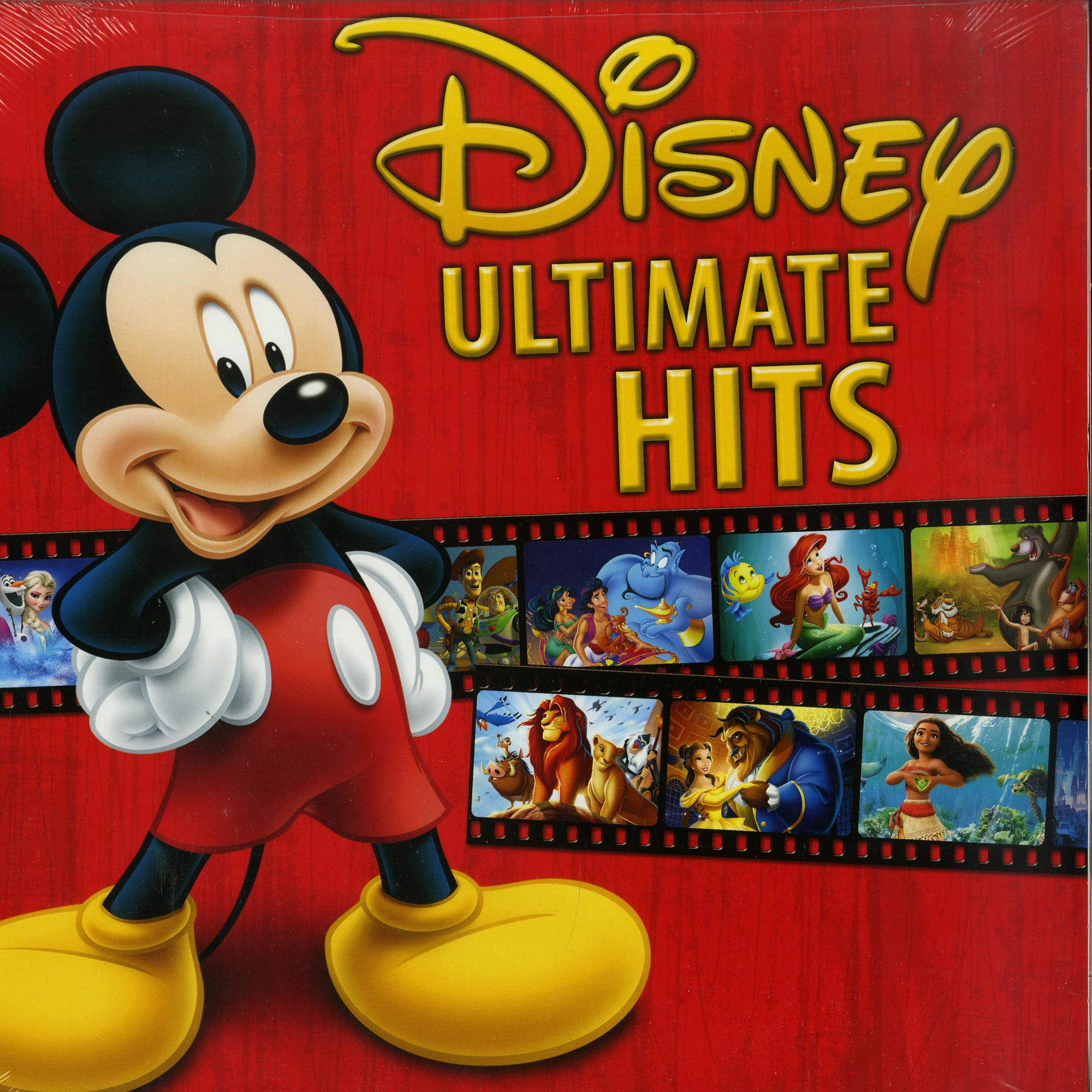 Various Artists - DISNEY ULTIMATE HITS