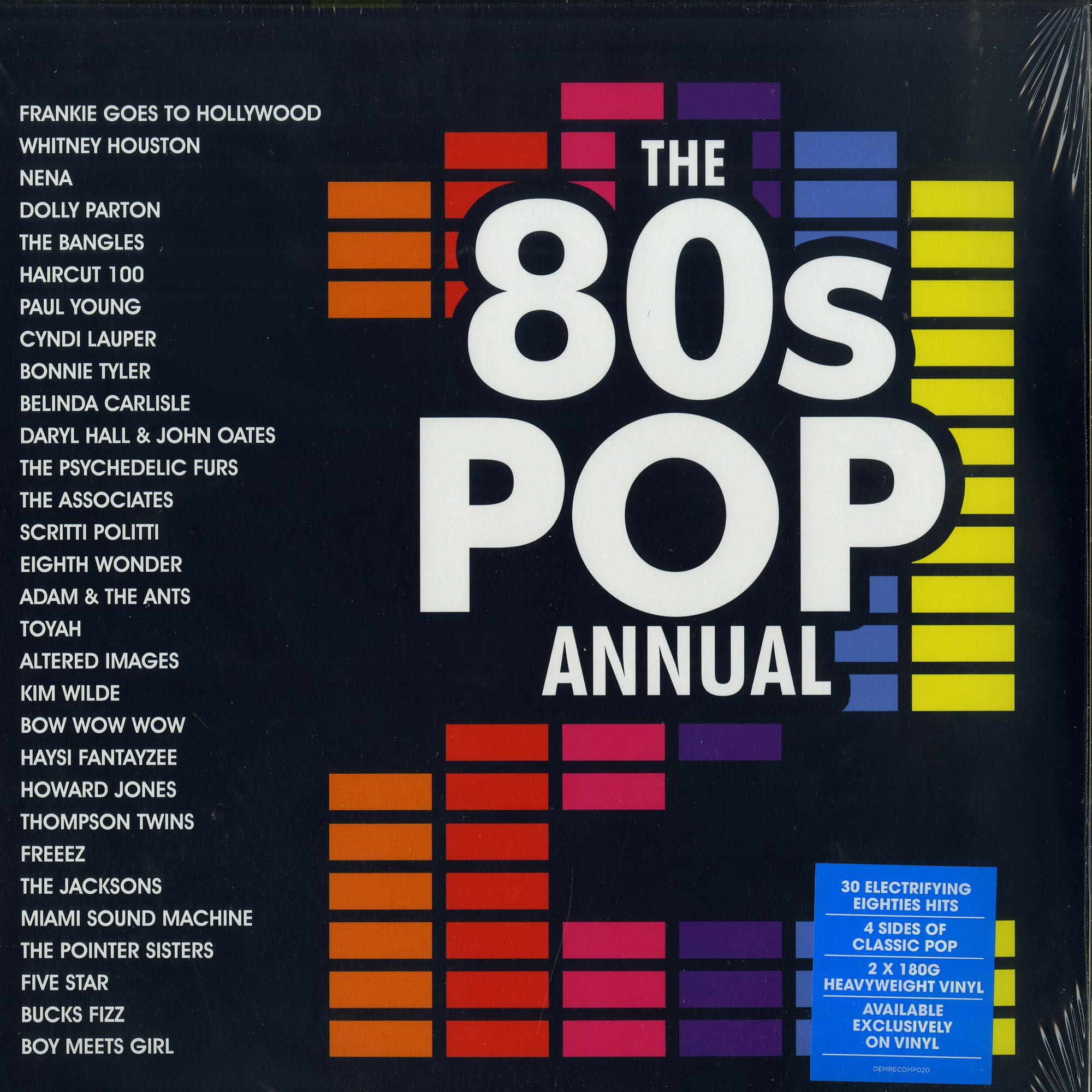 Various Artists - THE 80S POP ANNUAL 2