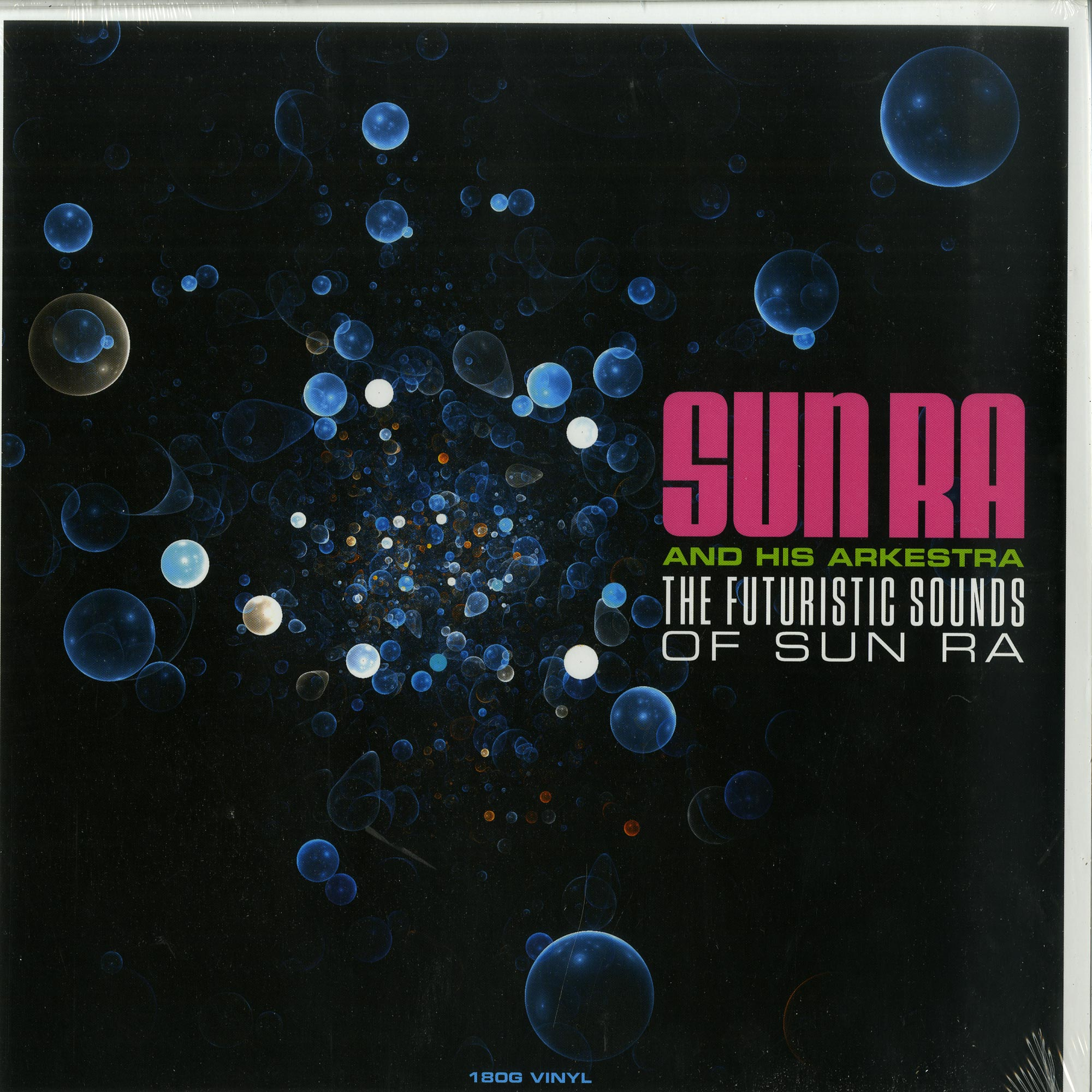 Sun Ra - THE FUTURISTIC SOUNDS OF SUN RA