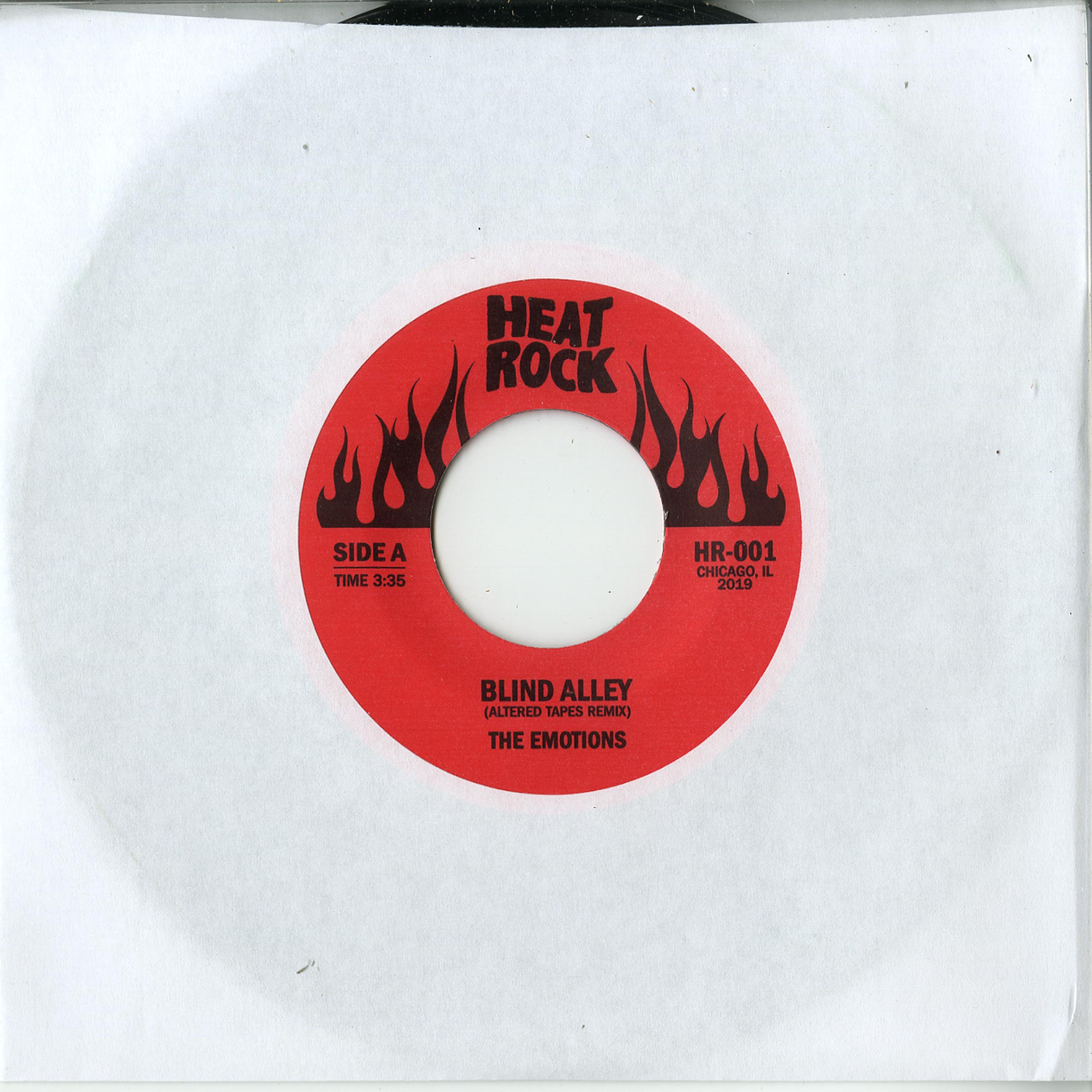 Various Artists - HEAT ROCK EP