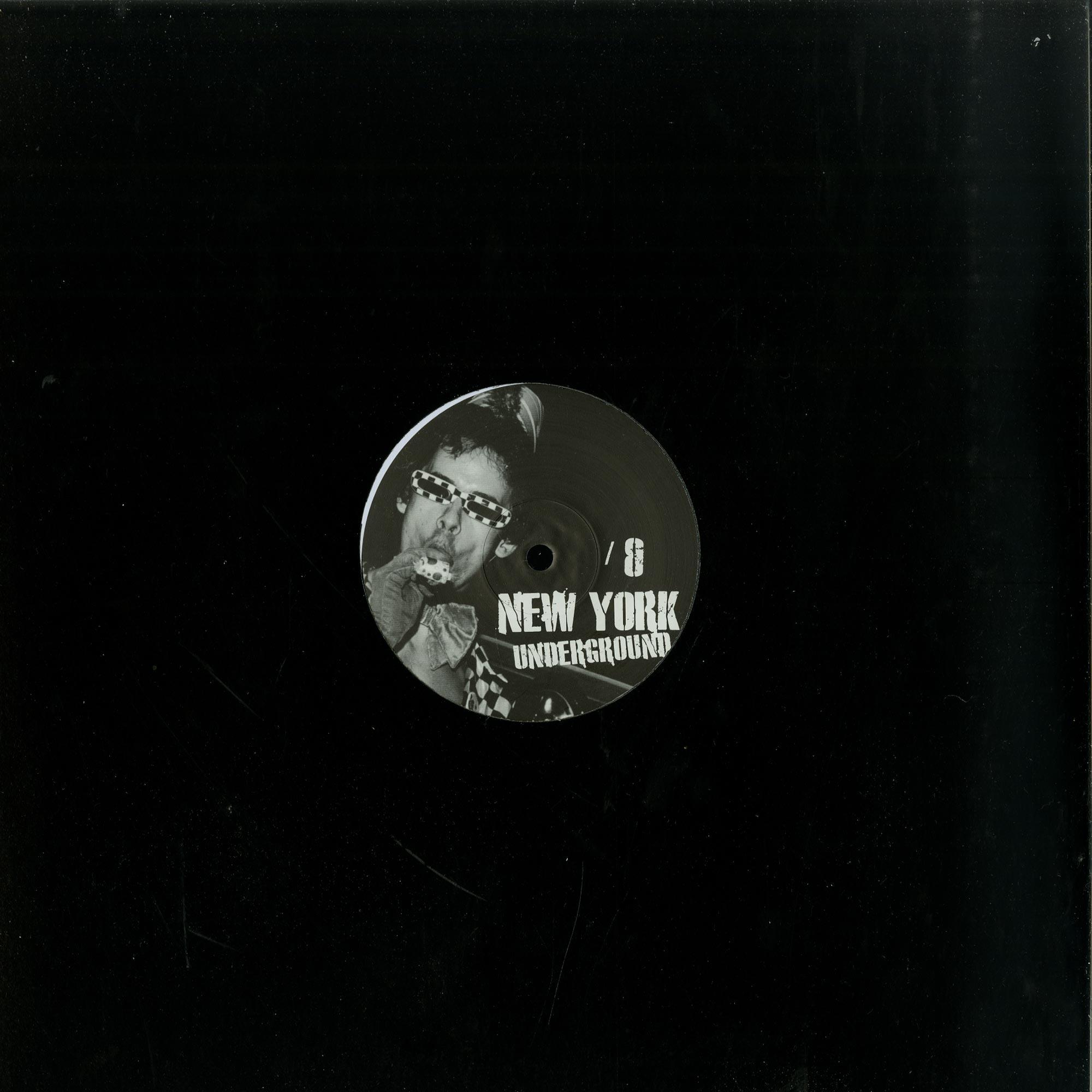 Various Artists - NEW YORK UNDERGROUND 8