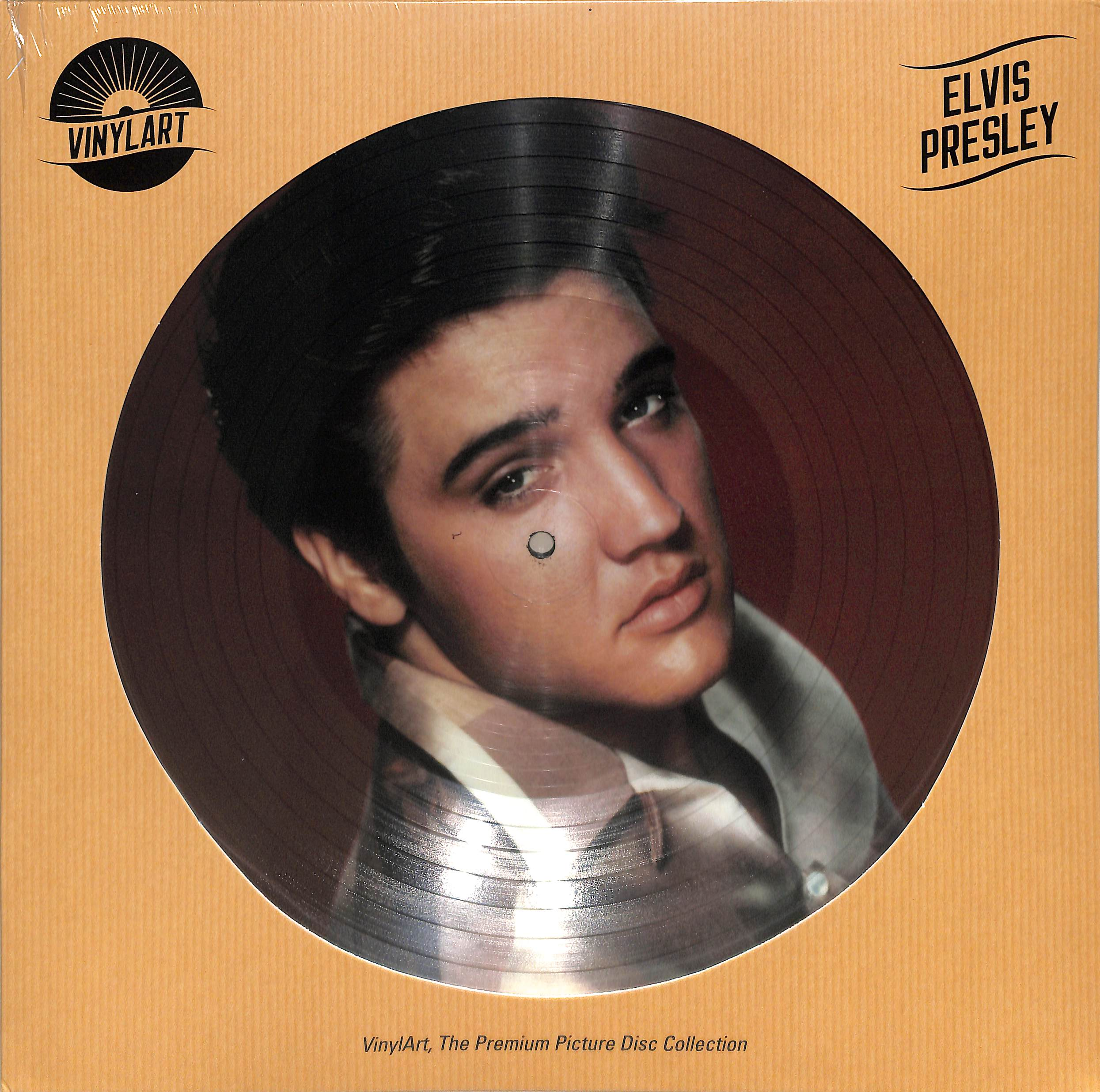 Elvis Presley - VINYLART - THE PREMIUM PICTURE DISC COLLECTION