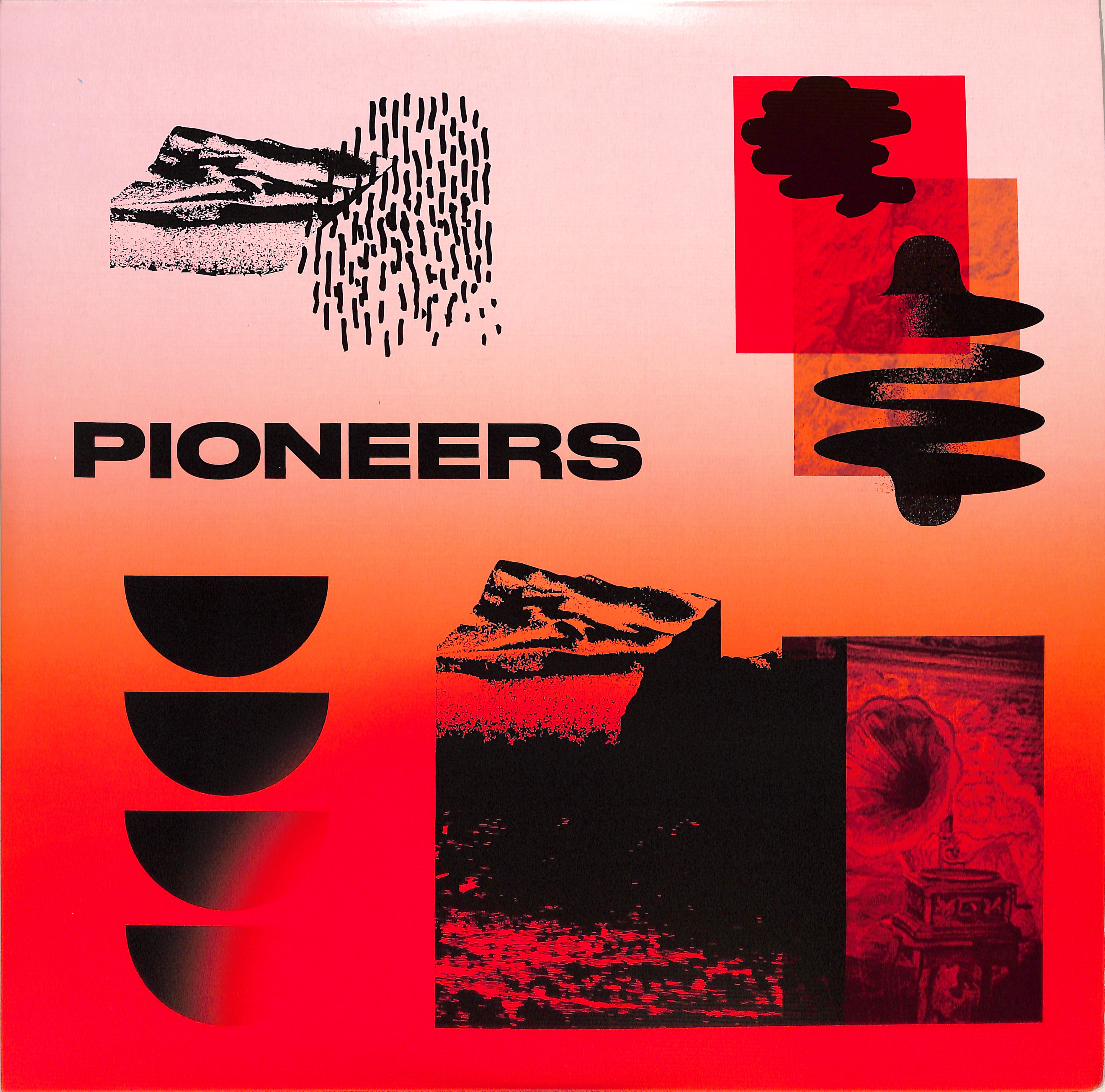 Johanna Knutsson, Tora Vinter, Fjader, Lioness - PIONEERS EP