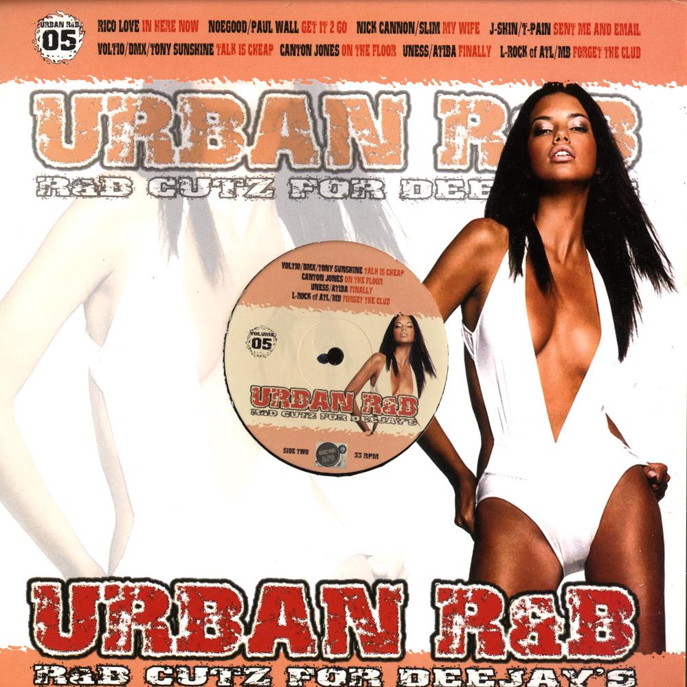 Various Artists - URBAN R&B VOL. 5