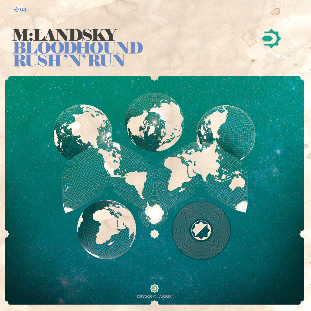 M:Landsky - BLOODHOUND / RUSH N RUN